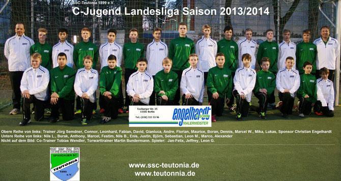 C1 Saison 2013/2014