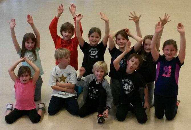 Unser Nachwuchs: Die Minis ab 6 Jahren