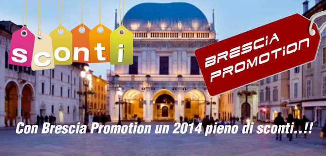 Brescia Promotion - Coupon Brescia