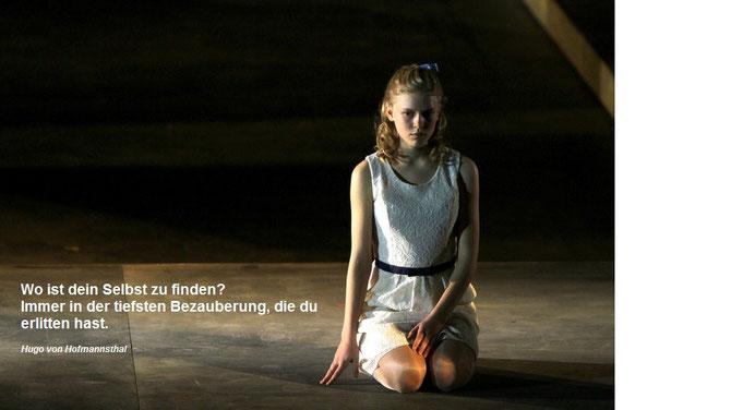 Rodelinda - Jugend an der Wien, 2010, Milena Pumberger, Photo: Jakob WInkler
