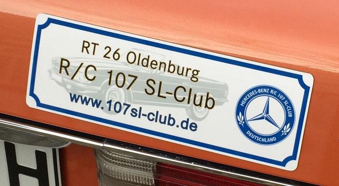 W 107 ist die Baureihenbezeichnung für eine gehörige Portion offenes Fahrvergnügen aus dem Hause Mercedes