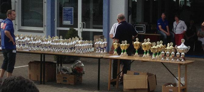 """""""Finale & Pokale"""" oder: Wir sind die Gewinner der Herzen !"""