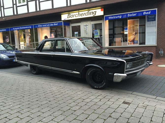 66er Chrysler Newport 4door sedan