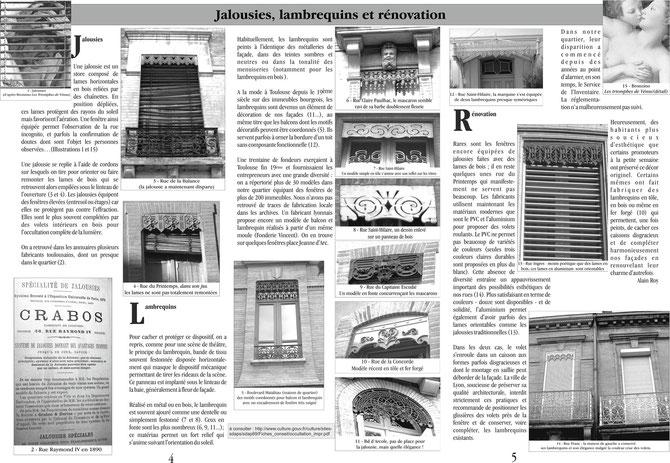 Gazette des Chalets n° 55 - Automne 2008