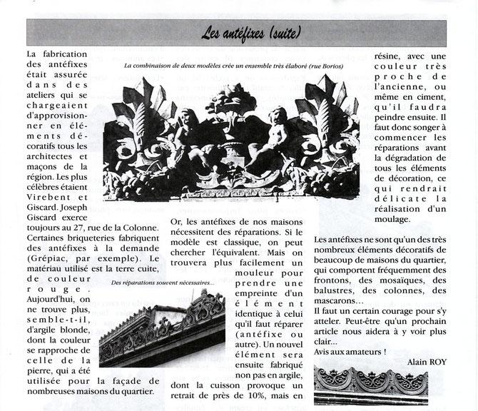 Gazette des Chalets n°20 : page 6