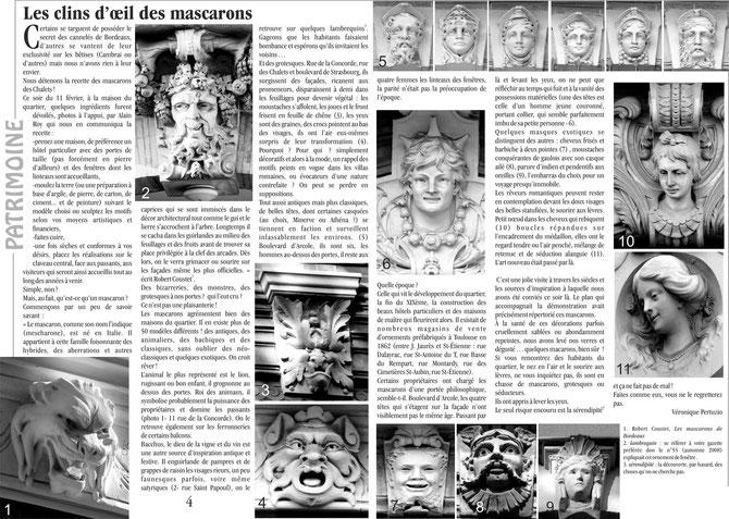 Article Véronique Pertuzio