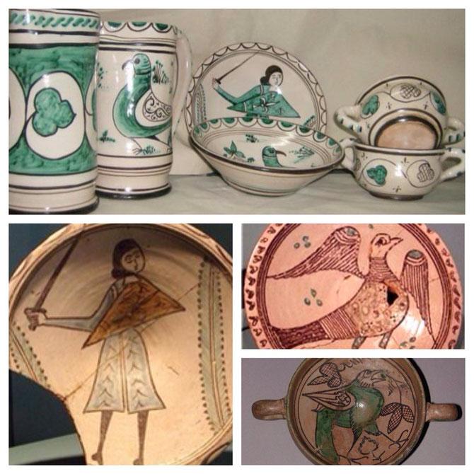 Repliken von T.Guerri in Sizilien hergestellt