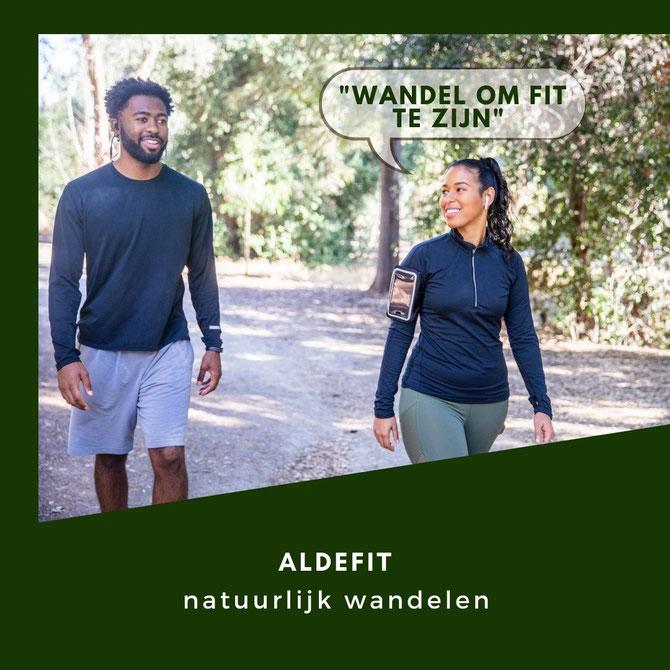 wandelen om fit te zijn wandelen in almere