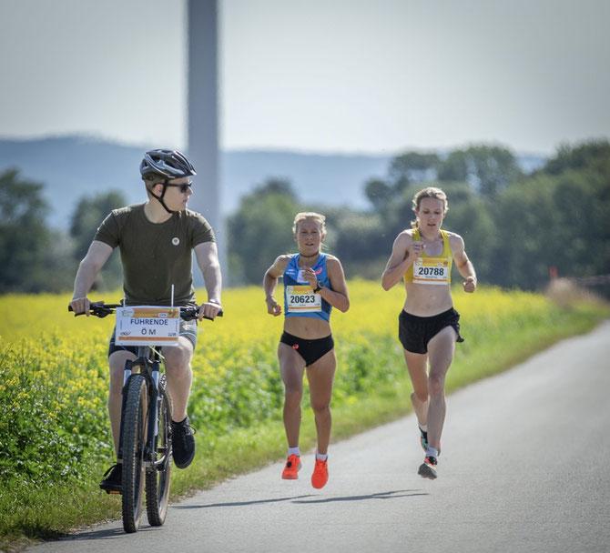 Julia Mayer Sandrina Illes lilge österreichische Meisterschaft Staatsmeister österreichische Meisterin Straße 10km Tattendorf Basics