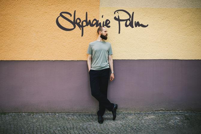 Stephanie Palm Fotografie - Portraitfotografie Berlin - Ben