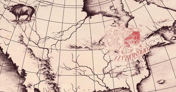 Ilvermorny est la plus grande école de magie d'Amérique du Nord
