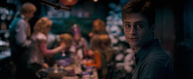 Noël au Square Grimmaurd (Harry Potter et l'Ordre du Phénix - 2007)
