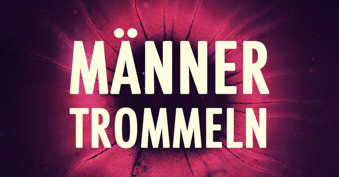 Männer trommeln • 10.10.2019 Trommelschule Yngo Gutmann. Leipzig