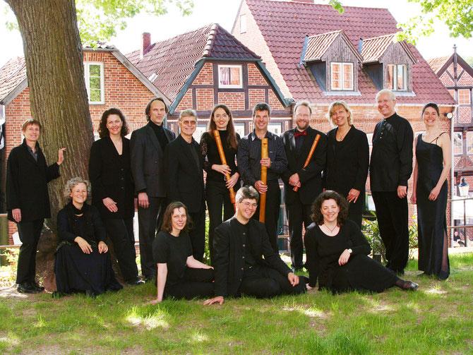 Klänge aus LIcht - Choralschola Mölln, Reinhard Schimmelpfeng, Ensemble Marescotti