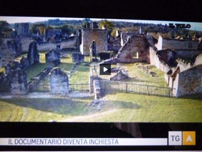 CLICCA SULL'IMMAGINE SARAI INDIRIZZATO AL SERVIZIO TELEVISIVO DAL MINUTO 13,20