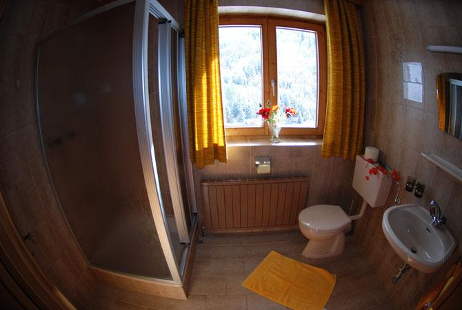 Kat.A shower/WC