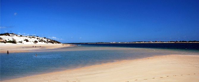 Shela Beach. Lamu Island Kenya