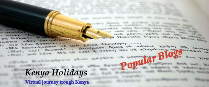 Kenya Popular Blogs