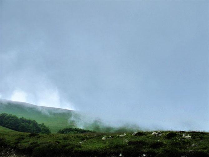 Wetter in Pyrenäen kann gefährlich wechselhaft sein