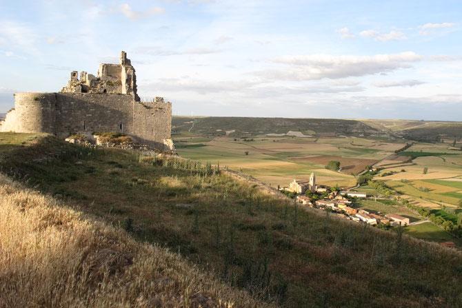 Blick aus dem Castell