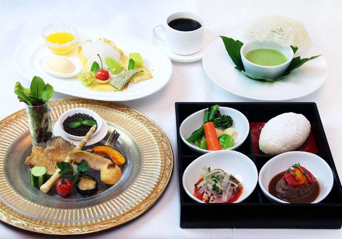 メニューやレシピについては、絹:健康の「2.空腹を誘うシルク蛋白質や桑茶」でご紹介しております。