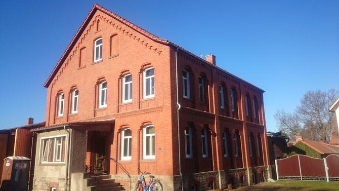 Fassadensanierung und Umbau in Bösdorf