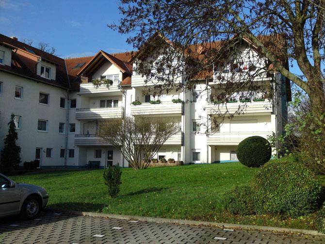 Neubau Mehrfamilienhaus in Bebertal
