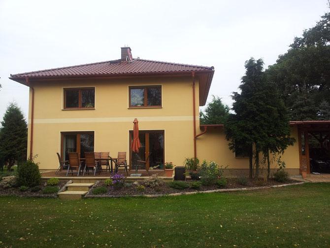 Neubau Einfamilienhaus in Satuelle