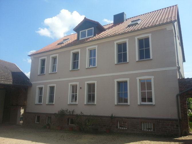 Sanierung Bauernhaus in Groppendorf 2011 - Planung: Stefan Ludwig