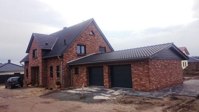 Einfamilienhaus in Haldensleben - Entwurf B+I