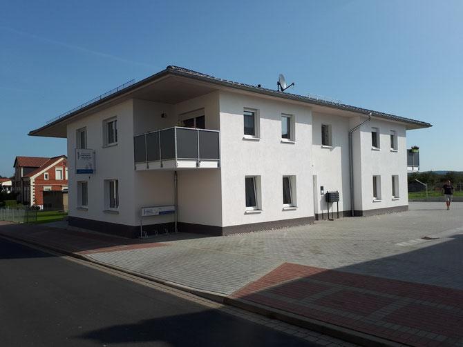 Wohn- und Geschäftshaus in Flechtingen - Entwurf Stefan Ludwig