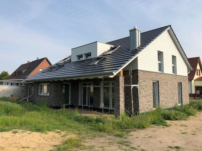 Ausbau Dachgeschoss/Aufstockung im 4. Obergeschoss - Entwurf Stefan Ludwig