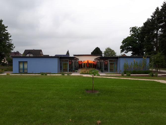 Neubau betreute Tagesgruppe Gardelgen - Entwurf Architekt Pfeiffer