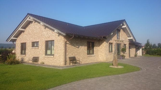 Neubau Einfamilienhaus in Wieglitz 2013 - Entwurf: Architekturbüro Schlechter HDL
