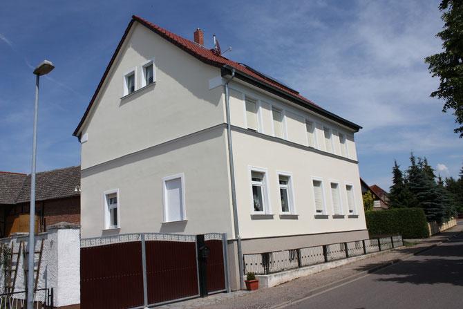 Sanierung Mehrfamilienhaus in Neuenhofe