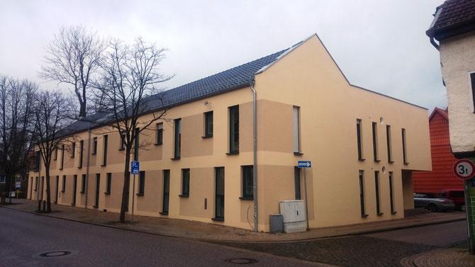 Neubau ambulant betreute Wohngruppe Haldensleben - Entwurf PlanKonzept