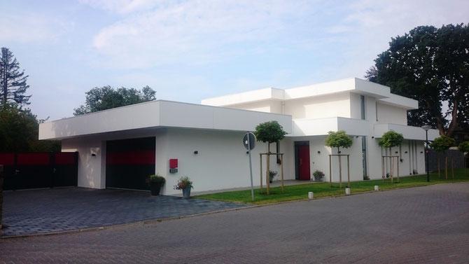 Neubau Einfamilienhaus in Oebisfelde - Entwurf: Stefan Ludwig