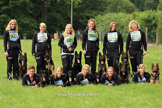 DJJM 2014 - Die Mannschaft