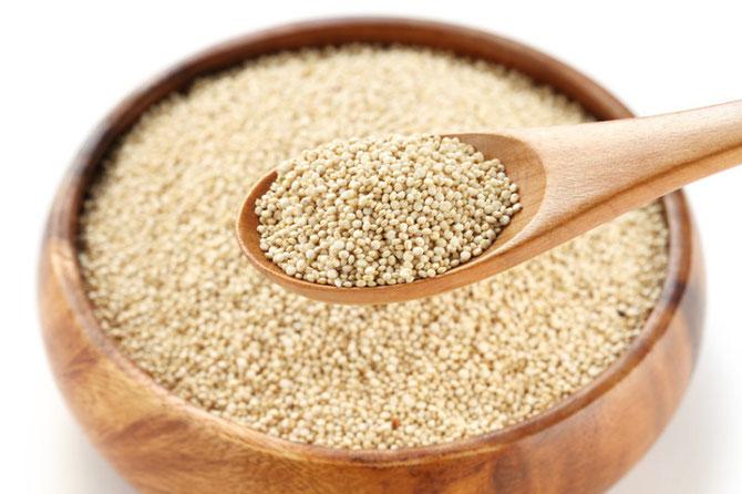 Quinoa valori nutrizionali e calorie