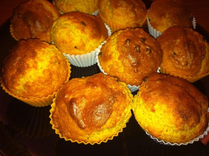 Cupcake leggeri senza burro