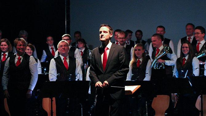 Konzertbild vom Samstag, 30.11.2013 (Bild Dieter Hauser)