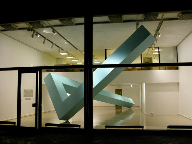 turquoise (2007) Solo exhibition at Trøndelag Centre of Contemporary Art, Trondheim, Norway
