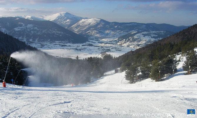 Station de ski de Camurac