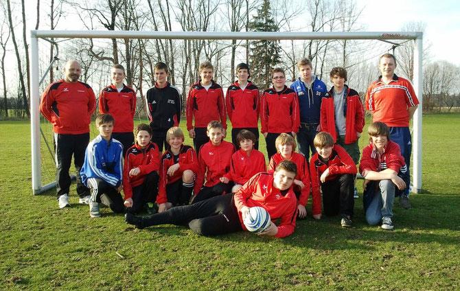 C-Jugend / Spielgemeinschaft mit SF Gmund-Dürnbach