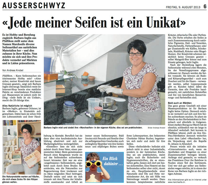 Höfner Volksblatt/March-Anzeiger