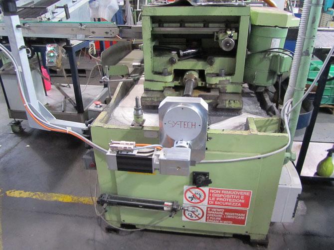 Control MP-1 montato su Monzesi 1500