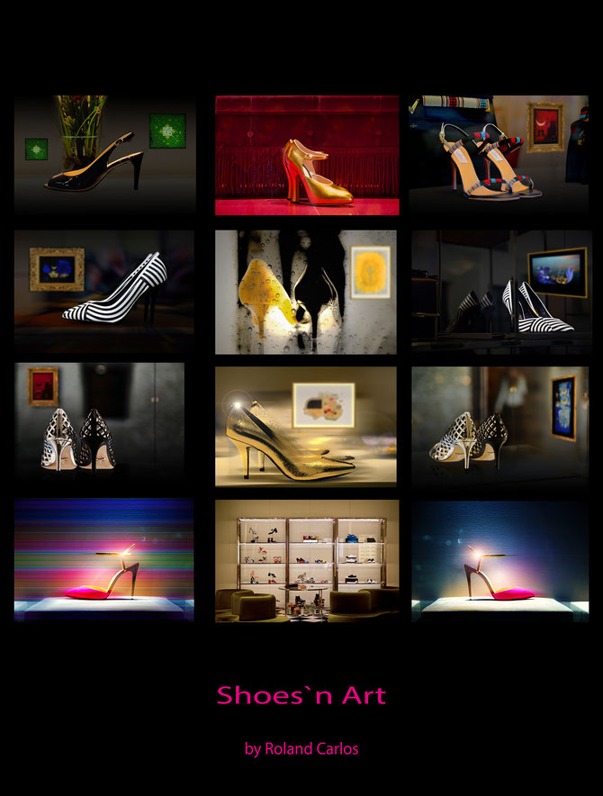 """ Shoes`n Art "" 2017"