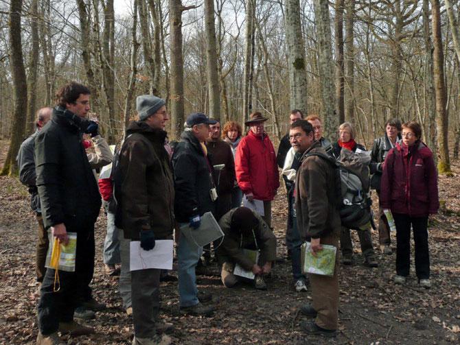 Formation Module de Base à Bois-Le-Roi (77) 6 et 7 mars 2010