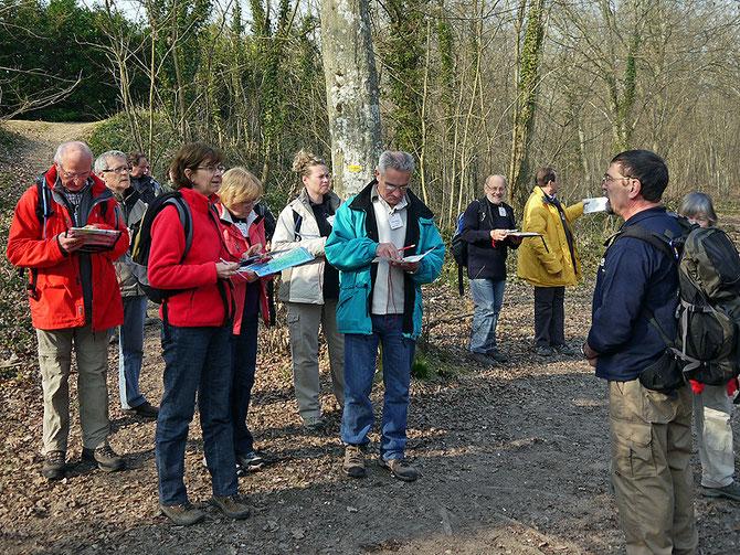 Module de Base Bois-le-Roi 5 et 6 mars 2011 formateurs cdrp92