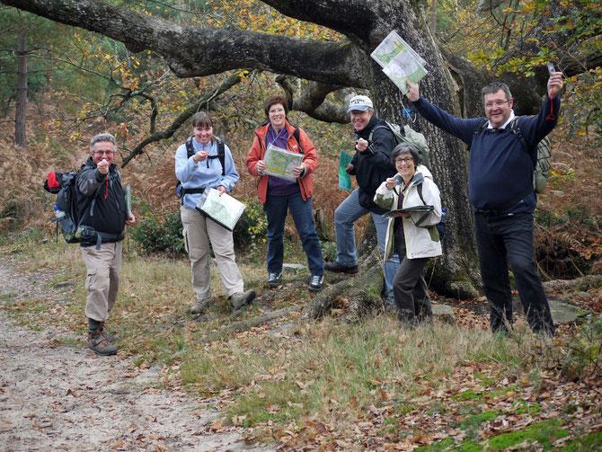 Module de Base Bois-le-Roi 5 et 6 novembre 2011 formateurs cdrp92